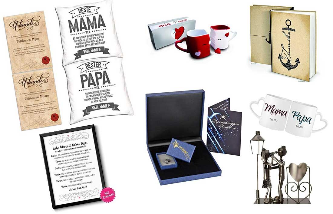 Geschenke für die Eltern