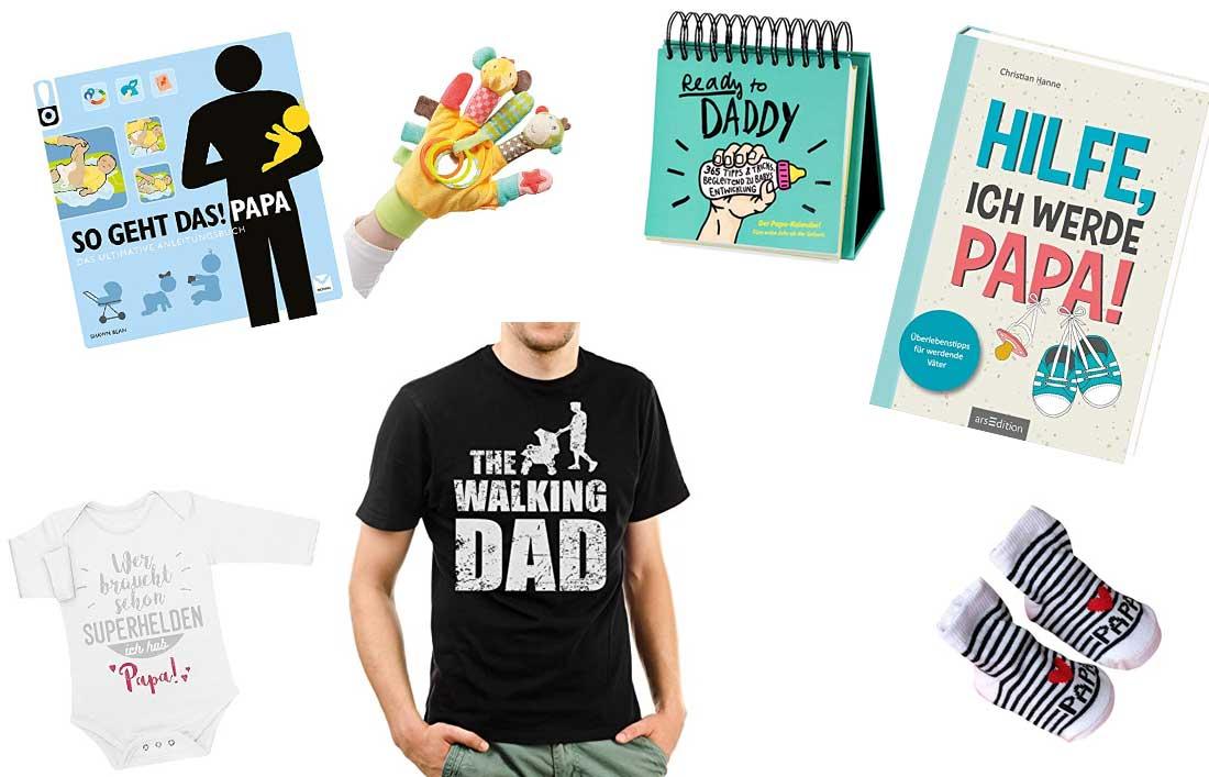 Geschenke für werdende Papas