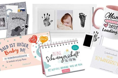 Geschenke für werdende Mütter