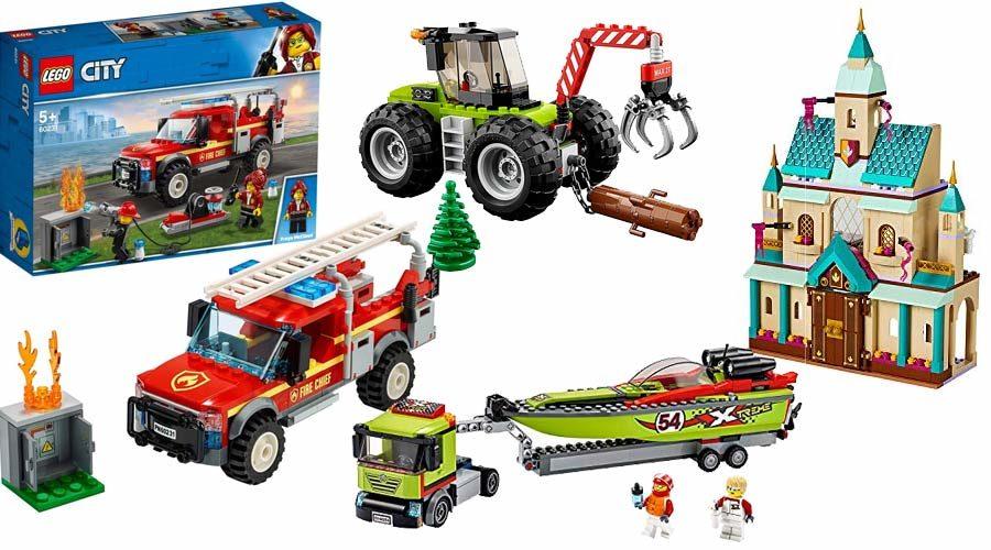 LEGO Sets ab 5 Jahre