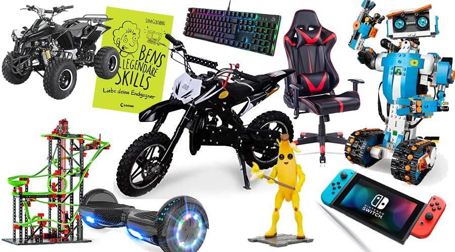 Geschenke für Jungen mit 12 Jahre