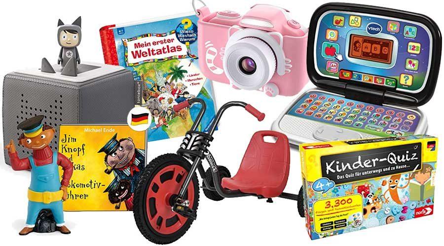 Geschenke für Kinder ab 4 Jahren