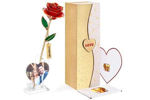Valentinstag für Freundin