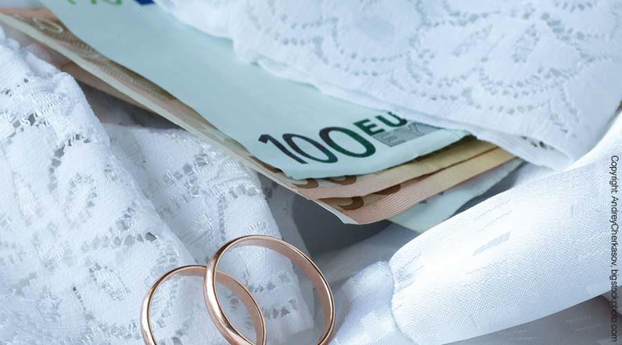 Ideen Geldgeschenke zur Hochzeit
