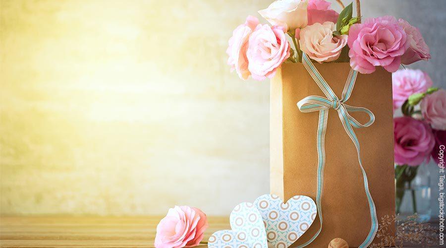 Geschenke für das Brautpaar